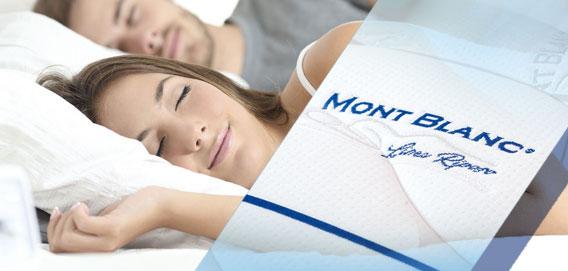 materassi ortopedici Montblanc